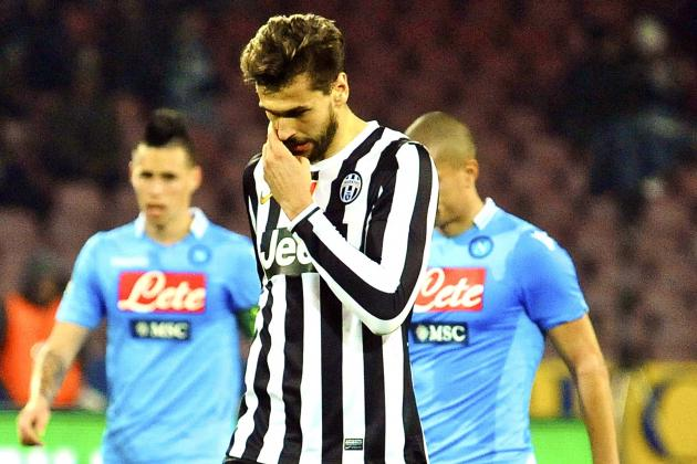 Juventus Fail to Impress Credentials Against Napoli