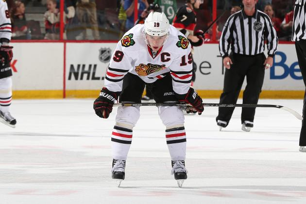 Jonathan Toews Injury: Updates on Blackhawks Center's Upper Body and Return