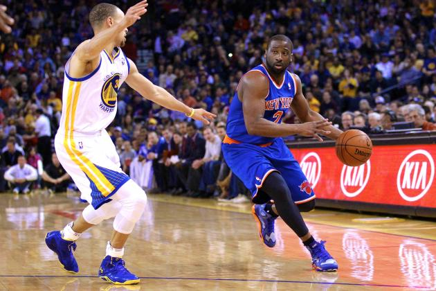 New York Knicks vs. Golden State Warriors: Live Score and Analysis