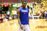 Report: Kansas' Wiggins to Enter NBA Draft