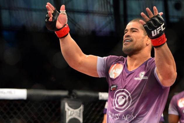 WSOF Prez: 'You're Crazy' If You Think Rousimar Palhares Held Heel Hook Too Long