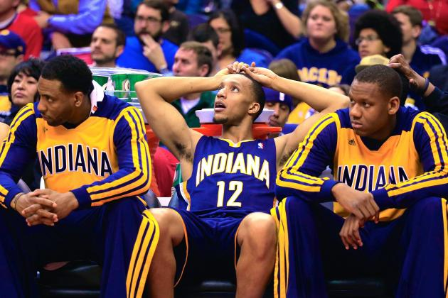 It's Officially Time to Press the Panic Button on the Indiana Pacers' Season
