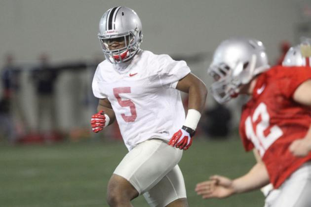 Ohio State Football: Freshmen Linebackers Showing Huge Improvements