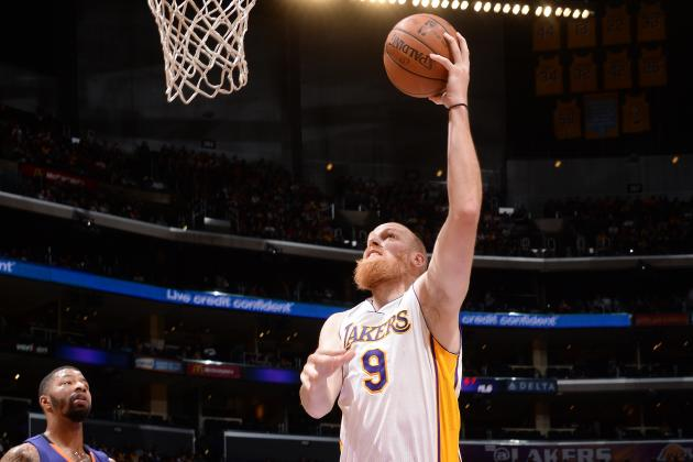 Phoenix Suns vs. Los Angeles Lakers: Live Score and Analysis