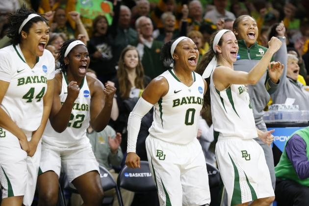 Women's Tournament 2014: Schedule and Bracket Predictions for Elite 8 Day 1