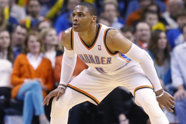 Russell Westbrook's Role for OKC Thunder Title Bid Is Clear