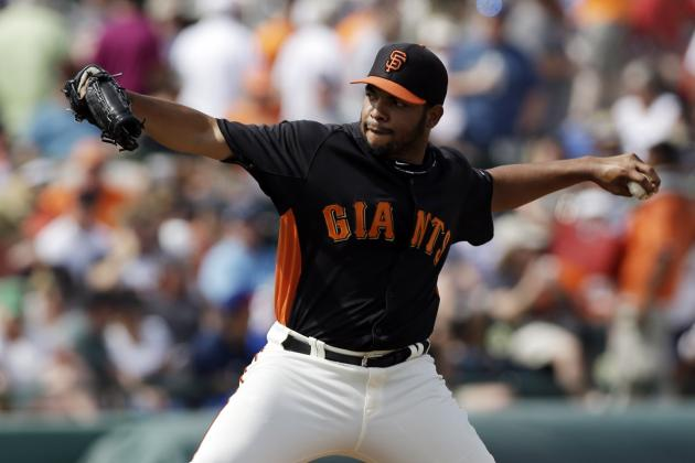 Breaking Down San Francisco Giants' Top 10 Prospects to Start the 2014 Season