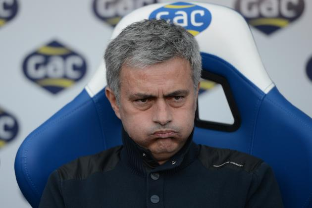 Chelsea Transfer News: Jose Mourinho Suggests Blues Need Another Striker
