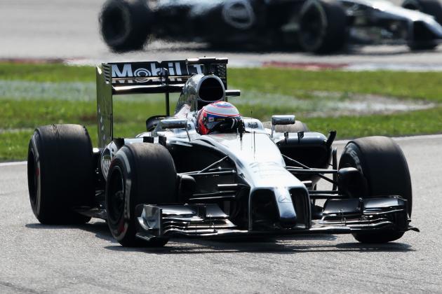 McLaren Criticise Red Bull for Ignoring Fuel Sensors