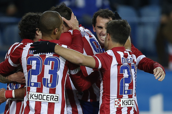 How Atletico Madrid Will Line Up Against Barcelona