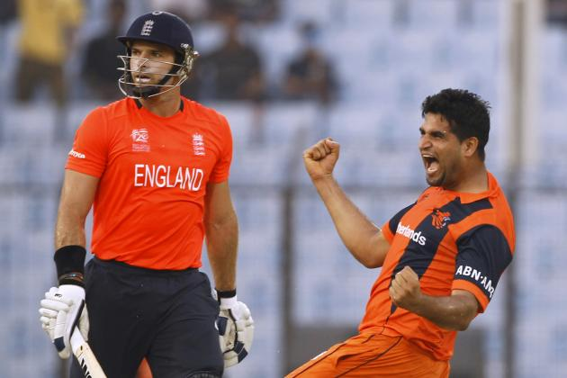 England vs. Netherlands, World T20: Video Highlights, Scorecard, Report