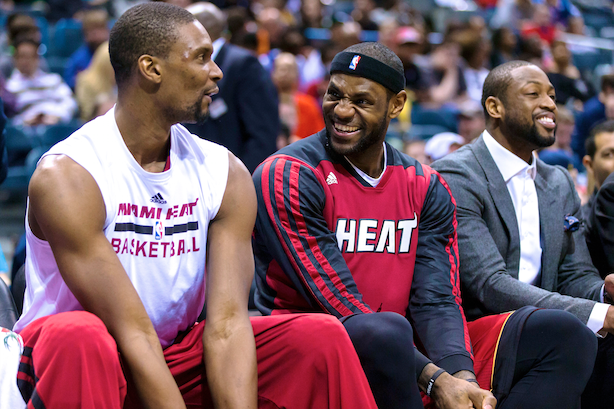 Miami Heat 'Fast Five': Nostalgia, Battier's Final Run, Bird's Energy & More