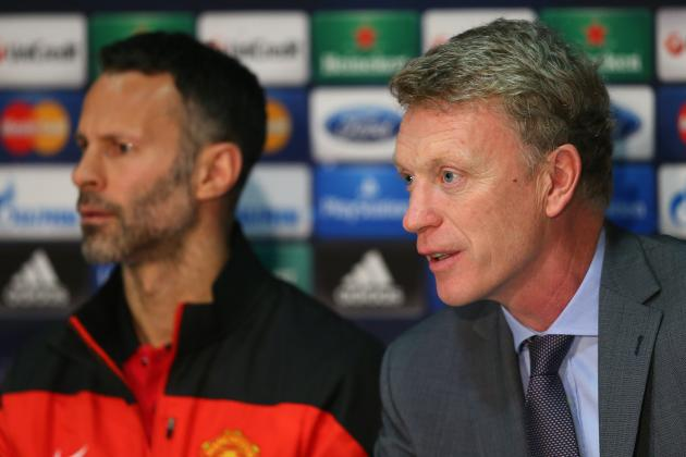 Manchester United vs. Bayern Munich: Takeaways from David Moyes Pre-Game Presser