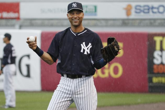 Derek Jeter's Farewell 2014 Season Will Be More Than a Limp into the Sunset
