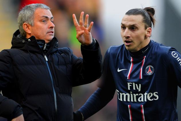 Who Has the Biggest Ego in World Football: Zlatan Ibrahimovic or Jose Mourinho?