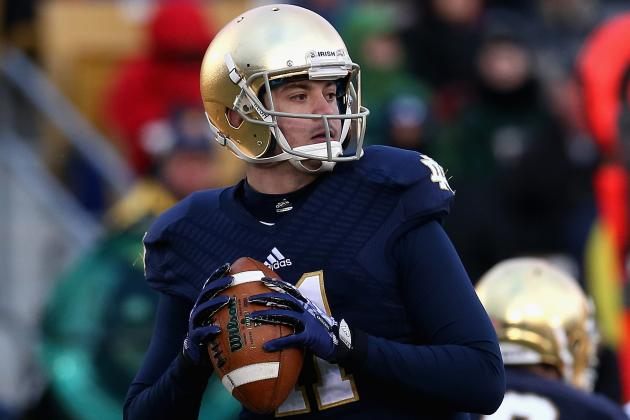 Former Notre Dame QB Tommy Rees Aims for NFL Opportunity