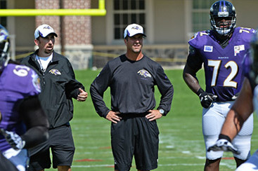 Ravens Training Camp Will Be More Physical