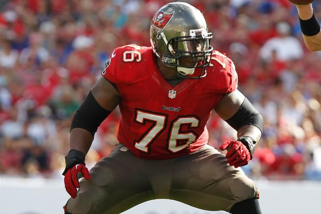 Breaking Down Ravens Center Jeremy Zuttah's Five-Year, $18 Million Contract