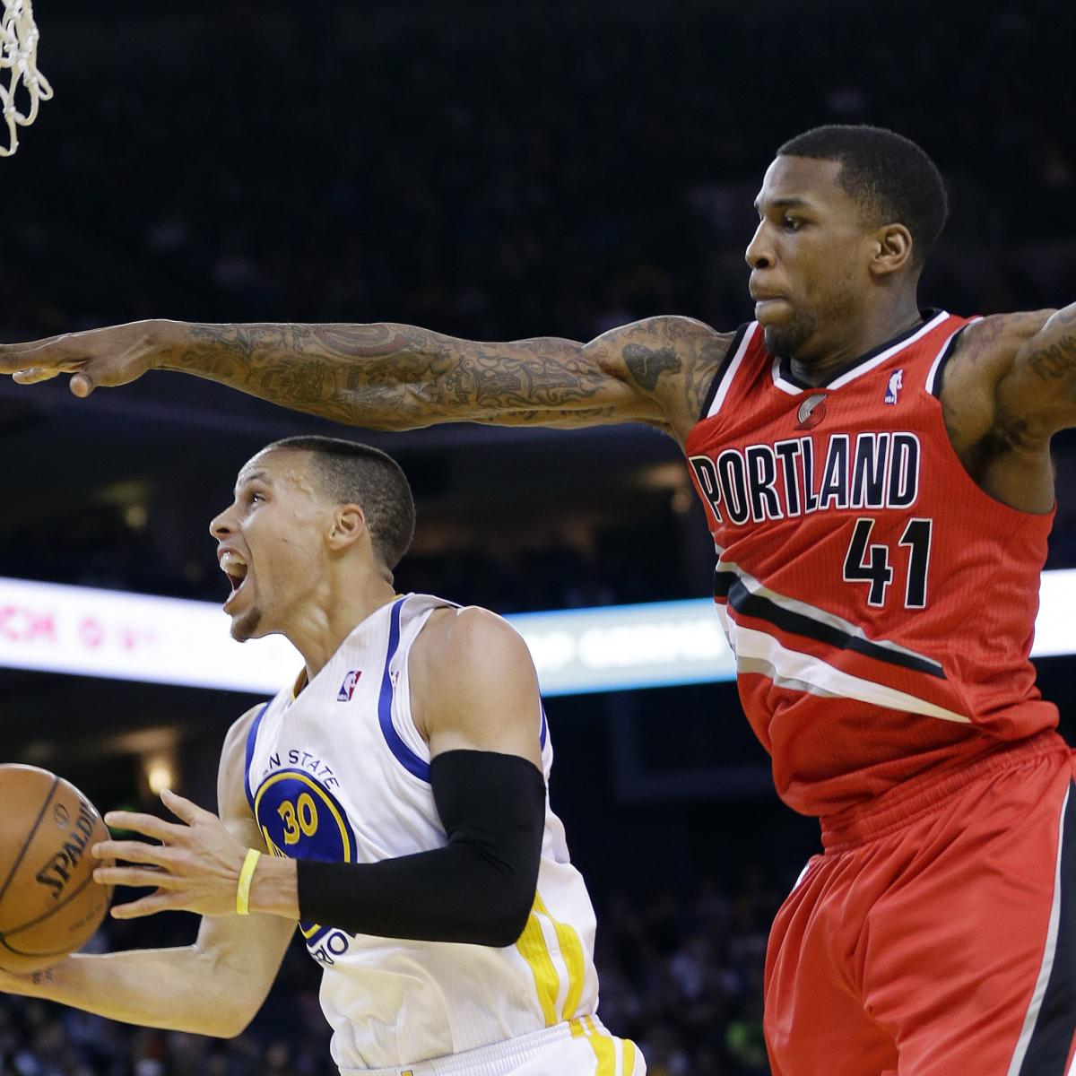Portland Blazers Roster 2012: Thomas Robinson Is Finding His NBA Place With Portland