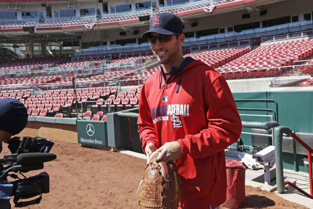 Adam Wainwright Aims for Career Milestones on Opening Day