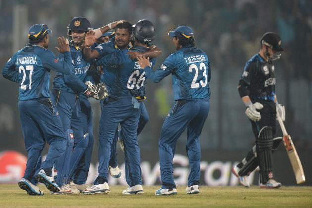 New Zealand vs. Sri Lanka, World T20: Video Highlights, Scorecard, Report