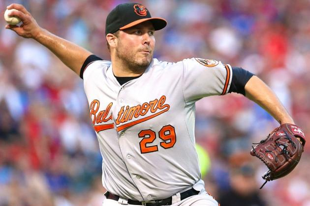 Tommy Hunter Named Baltimore Orioles' Closer: Latest Reaction and Analysis