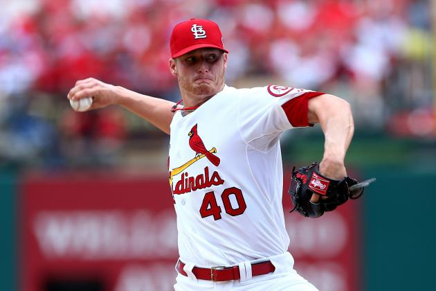 Cardinals Rich with Young Arms