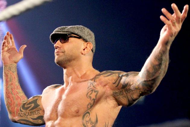 Projecting How a WWE Title Win Would Impact Batista's Legacy