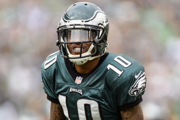 Chiefs Right to Pass on DeSean Jackson