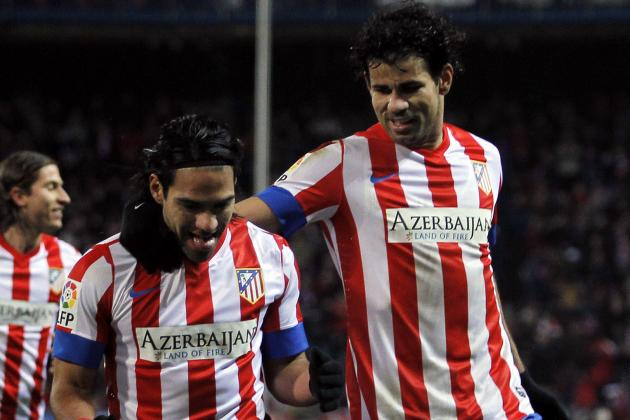 Diego Costa vs. Radamel Falcao: Who Would Be the Best Fit for Chelsea?
