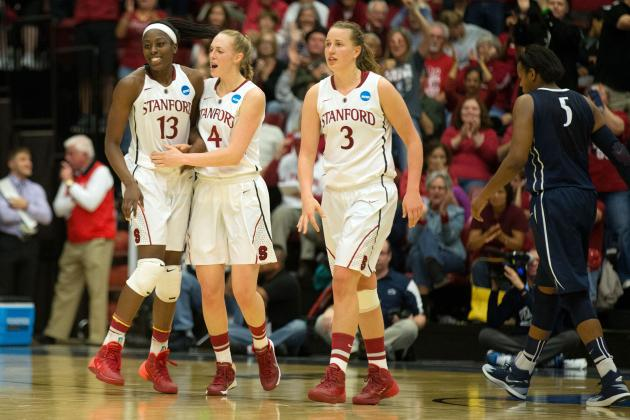 Women's Tournament 2014: Schedule and Bracket Predictions for Elite 8 Day 2
