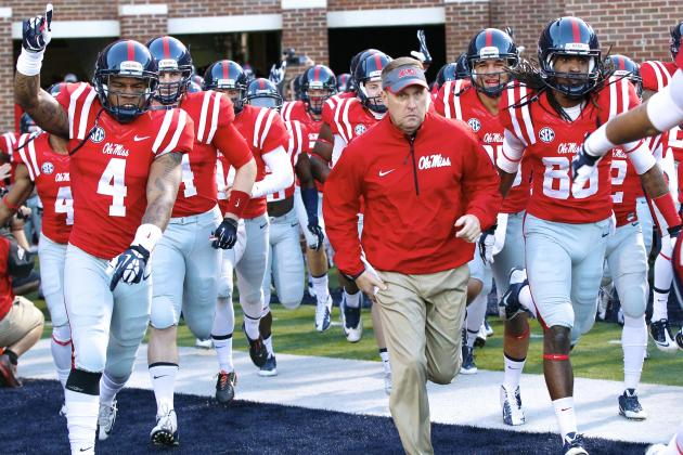 Ole Miss' Hugh Freeze Talks Jeremy Liggins, Robert Nkemdiche and More