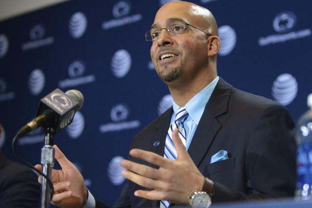James Franklin Fuels Penn State's Rise in 2015 Recruiting Rankings