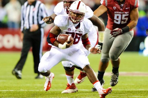 Why 2014 Could Be a Monster Year for Barry Sanders at Stanford