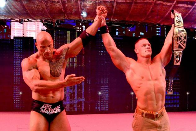 WWE Classic of the Week: John Cena vs. the Rock, WrestleMania 29