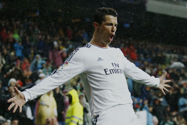 Cristiano Ronaldo's Bernabeu Booing Surprising Given His Scoring Record