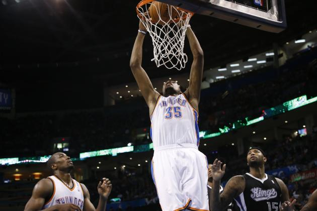 The Blueprint for Defending Dominant Kevin Durant