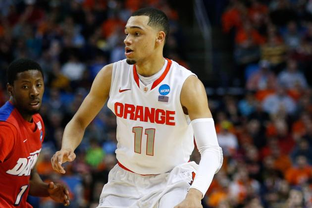 Jack McCallum on Tyler Ennis in the NBA: 'Physically He Doesn't Look...