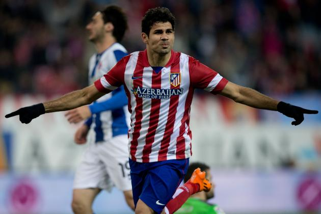 Explaining the Success of Atletico Madrid Striker Diego Costa