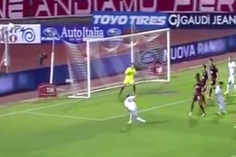 GIF: Rodrigo Palacio Scores Fantastic Volley for Inter Milan vs. Livorno
