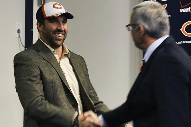 Jared Allen: 'Just watch me play' with Chicago Bears