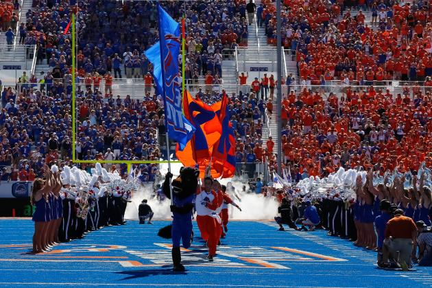 How, Why Boise State Controls Who Installs Non-Green Playing Fields