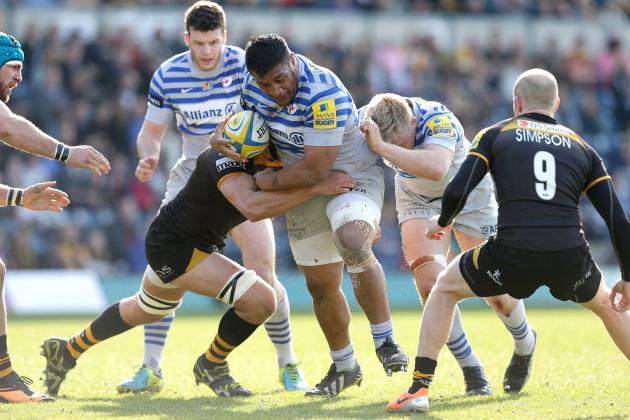 Aviva Premiership Table 2014: Latest Rugby Standings Heading into Round 19