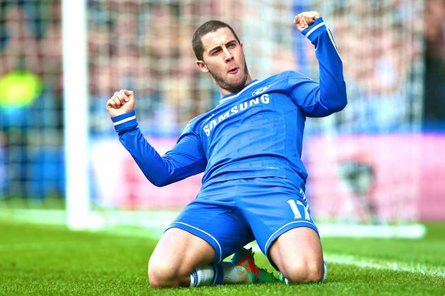 Eden Hazard Has the Quality to Match Lionel Messi and Cristiano Ronaldo