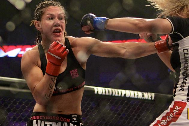 The Ronda Rousey Sweepstakes: How Cris Cyborg Lost More Than a Fight
