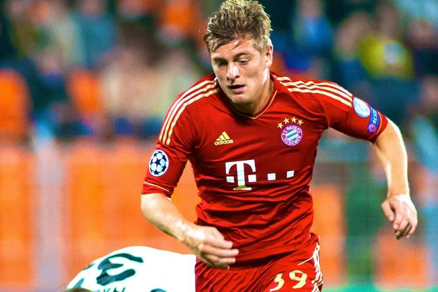 Toni Kroos Expected to Stay with Bayern Munich, Says Karl-Heinz Rummenigge