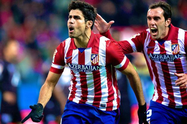 Diego Costa Injury: Updates on Atletico Madrid Star's Leg and Return