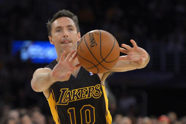 Is Steve Nash's Contract Key to LA Lakers Landing Another Star?
