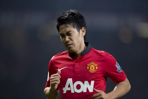 Shinji Kagawa Enjoying a Revival at Manchester United Ahead of Bayern Clash