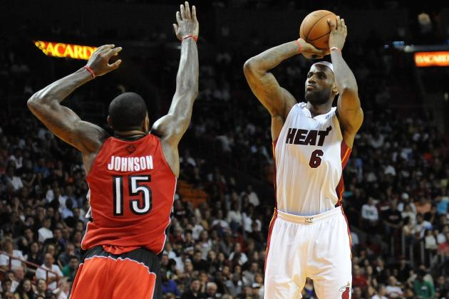 Toronto Raptors vs. Miami Heat: Live Score and Analysis